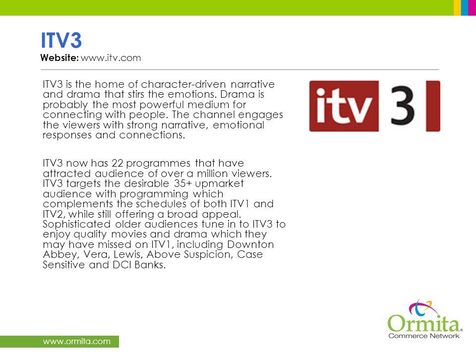 ITV3 Website: www.itv.com
