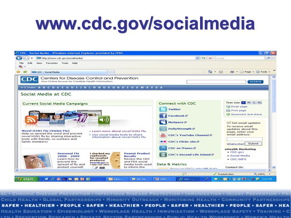www.cdc.gov/socialmedia