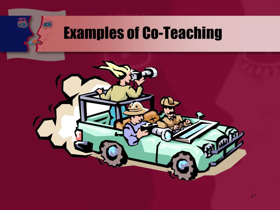 Examples of Co-Teaching