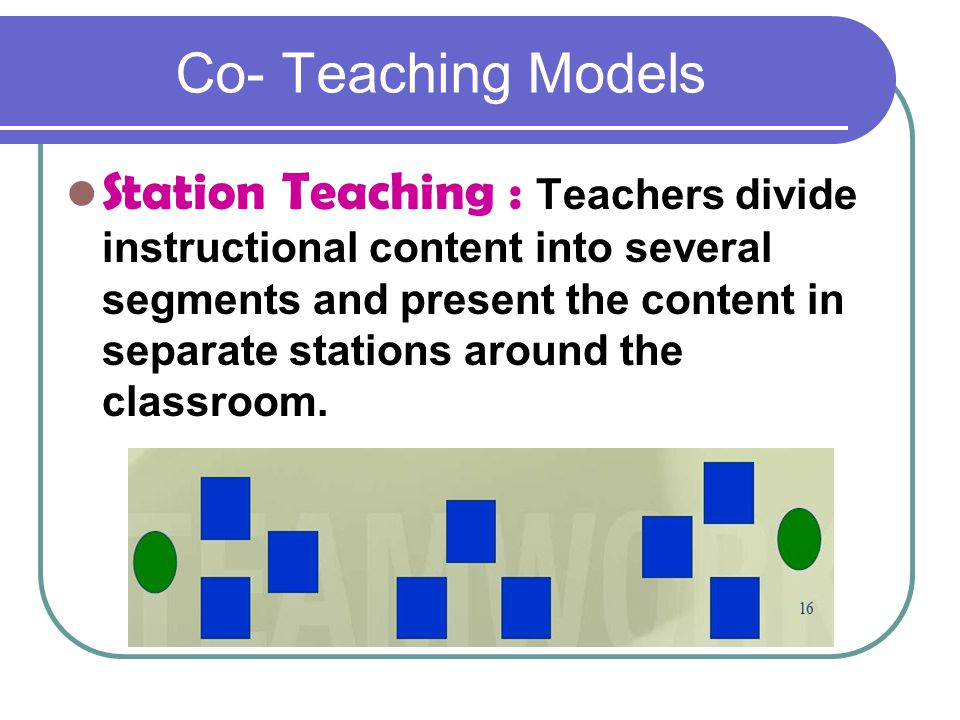 Co- Teaching Models