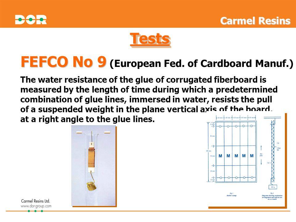 FEFCO No 9 (European Fed. of Cardboard Manuf.)