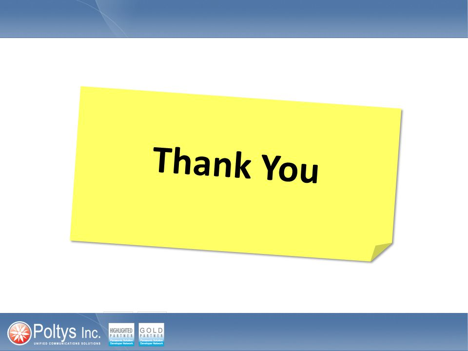 Thank You Thank you for your participation. This portion of the course is now complete.