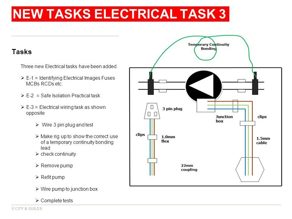 New Tasks Electrical Task 3