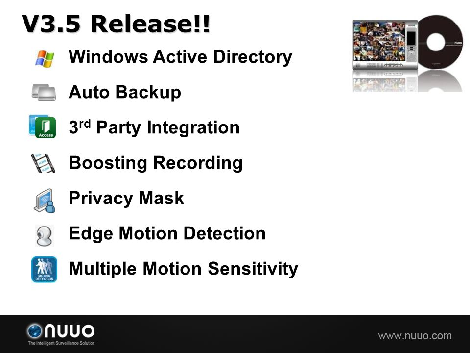 V3.5 Release!! Windows Active Directory Auto Backup
