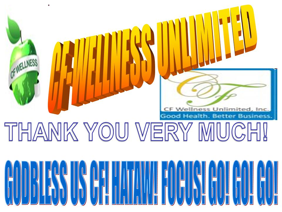 CF-WELLNESS UNLIMITED