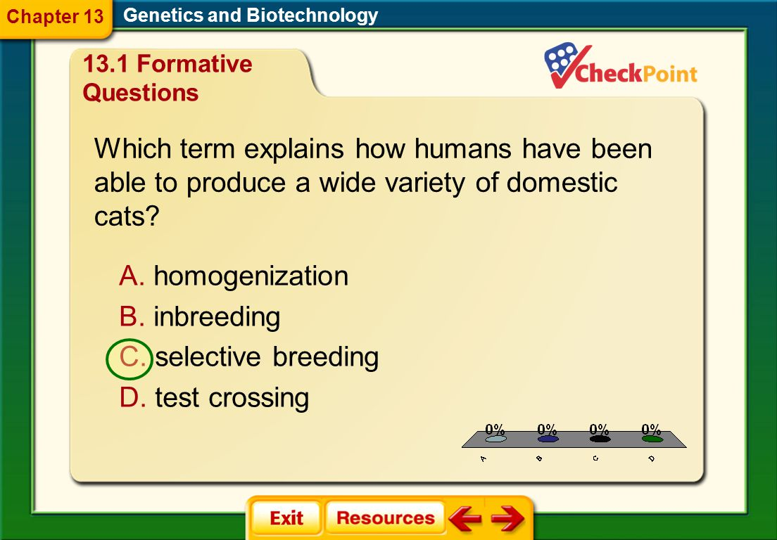 Which term explains how humans have been