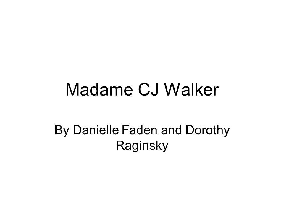 By Danielle Faden and Dorothy Raginsky
