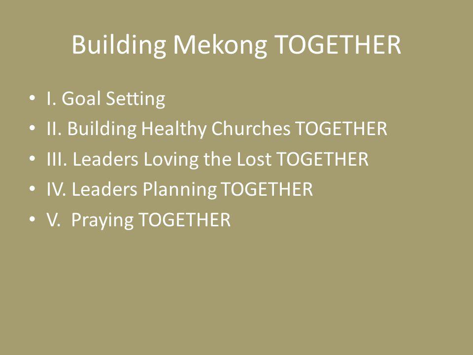 Building Mekong TOGETHER