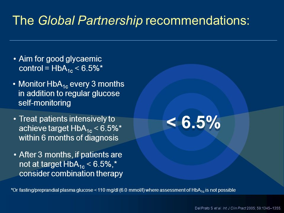 The Global Partnership recommendations: