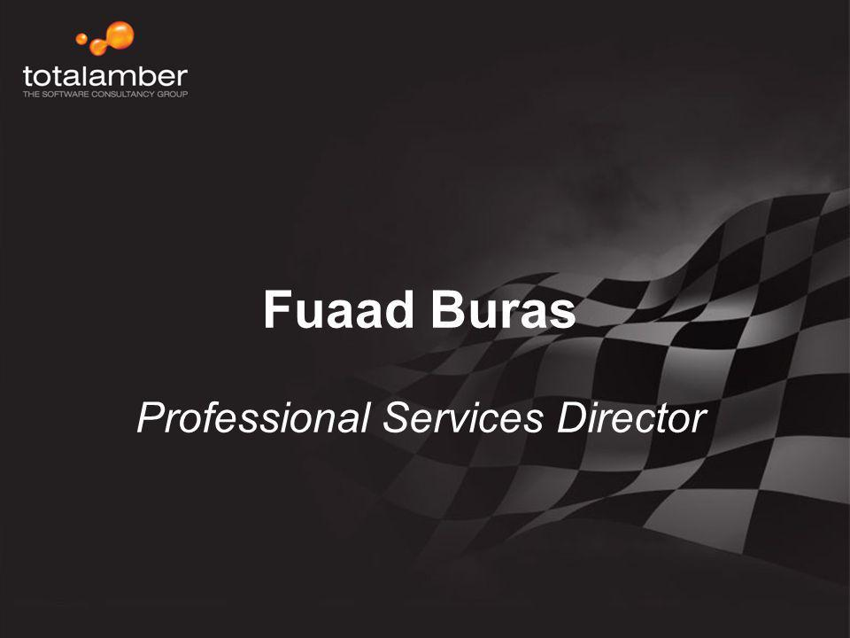 Professional Services Director