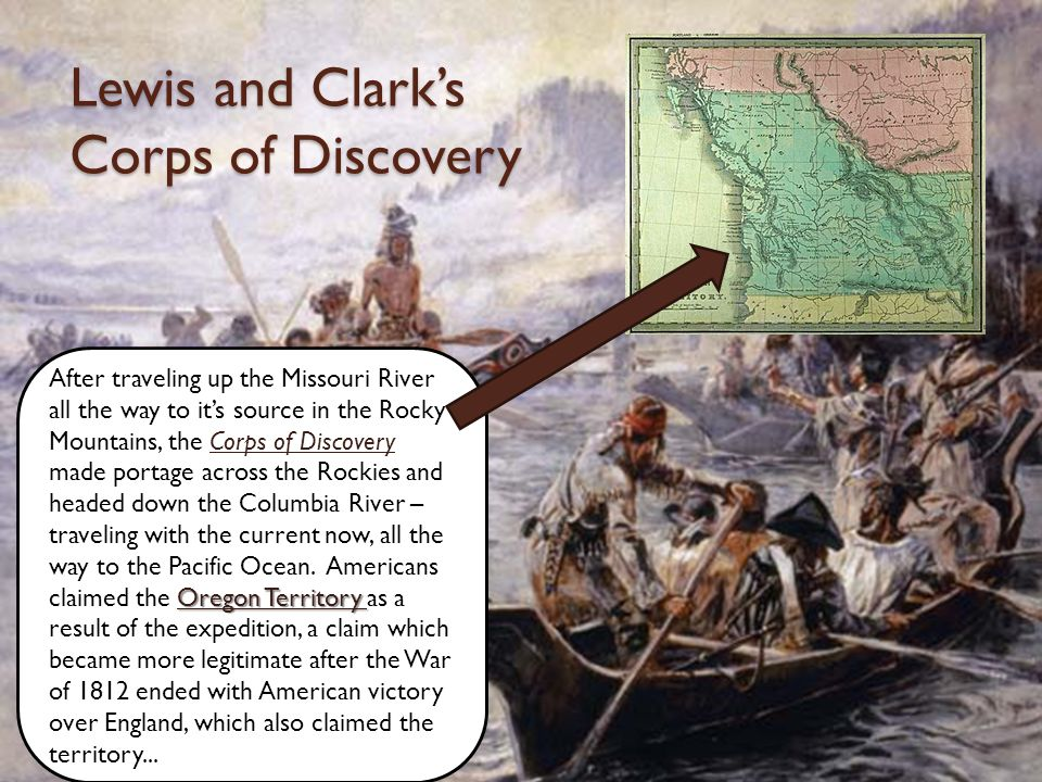 Lewis and Clark's Corps of Discovery