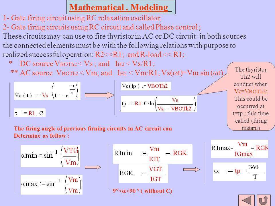 Mathematical . Modeling