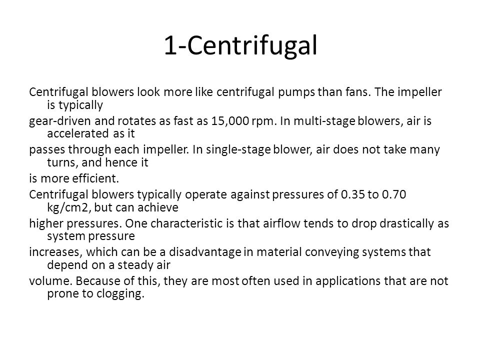 1-Centrifugal
