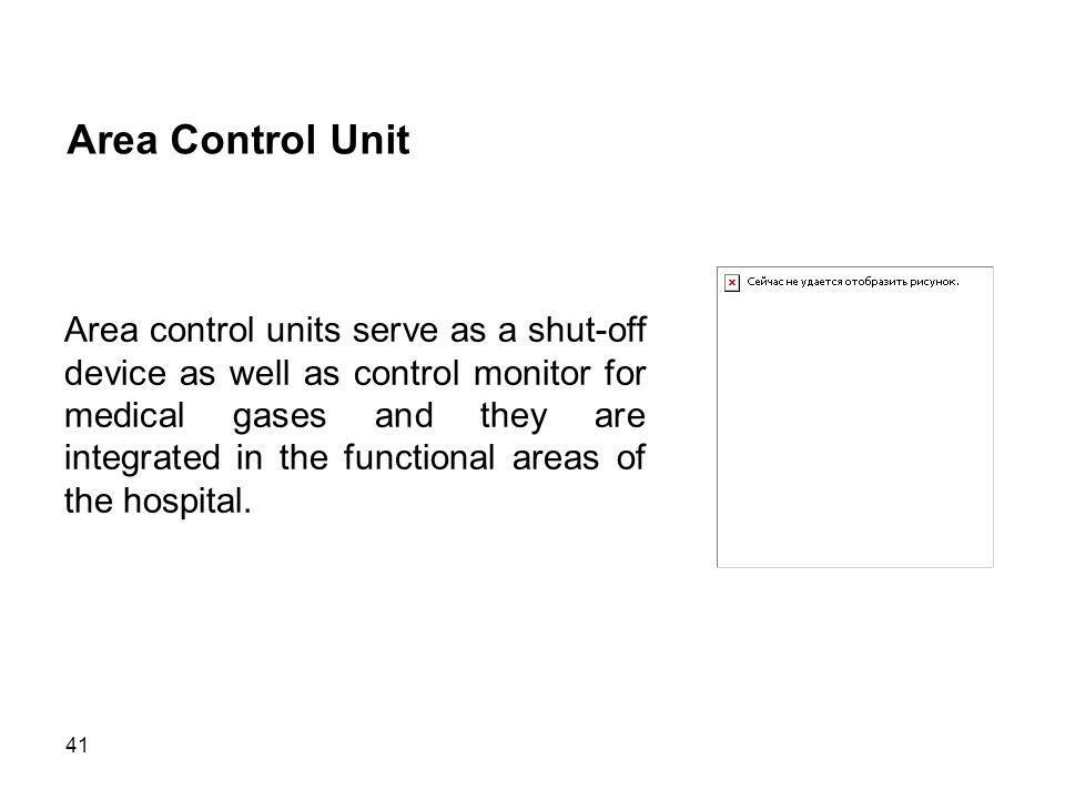 Area Control Unit