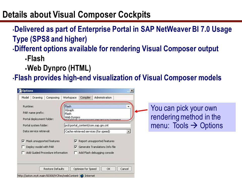 Visual Composer Data Methods