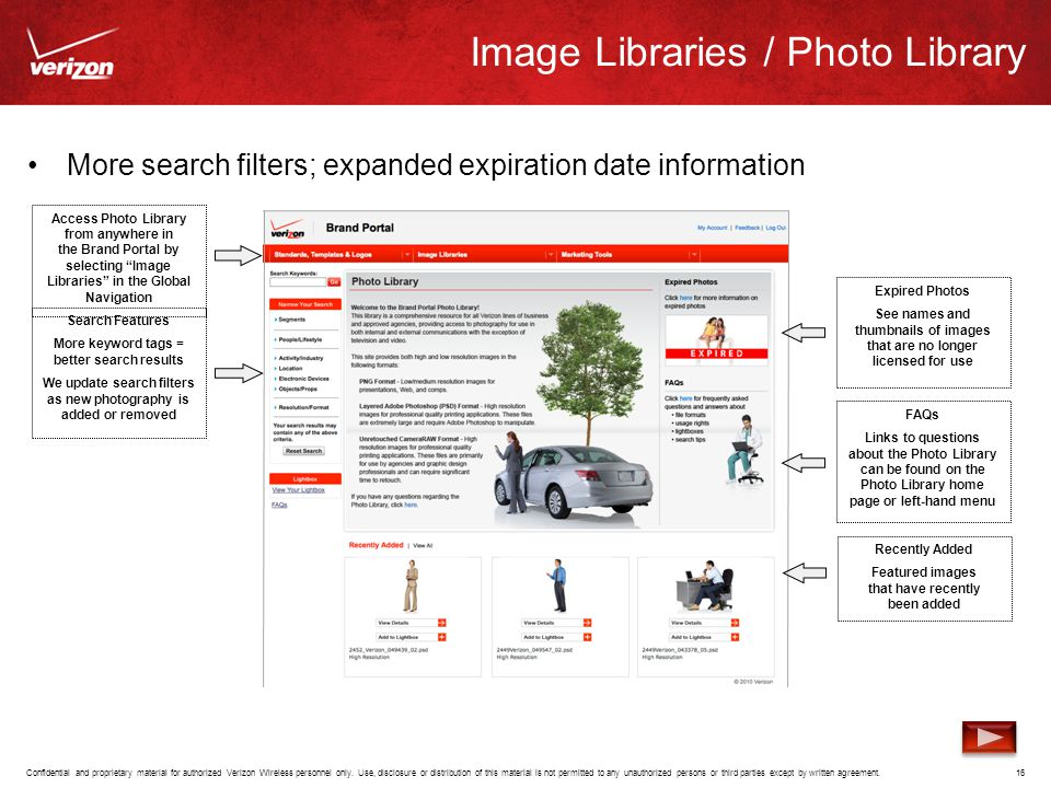 Image Libraries / Photo Library
