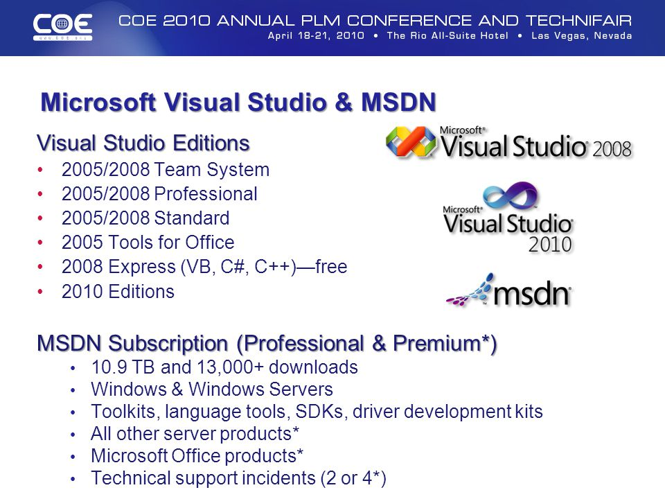 Marc young xlm solutions llc ppt video online download - Visual studio tools for office ...