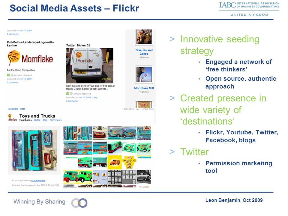 Social Media Assets – Flickr