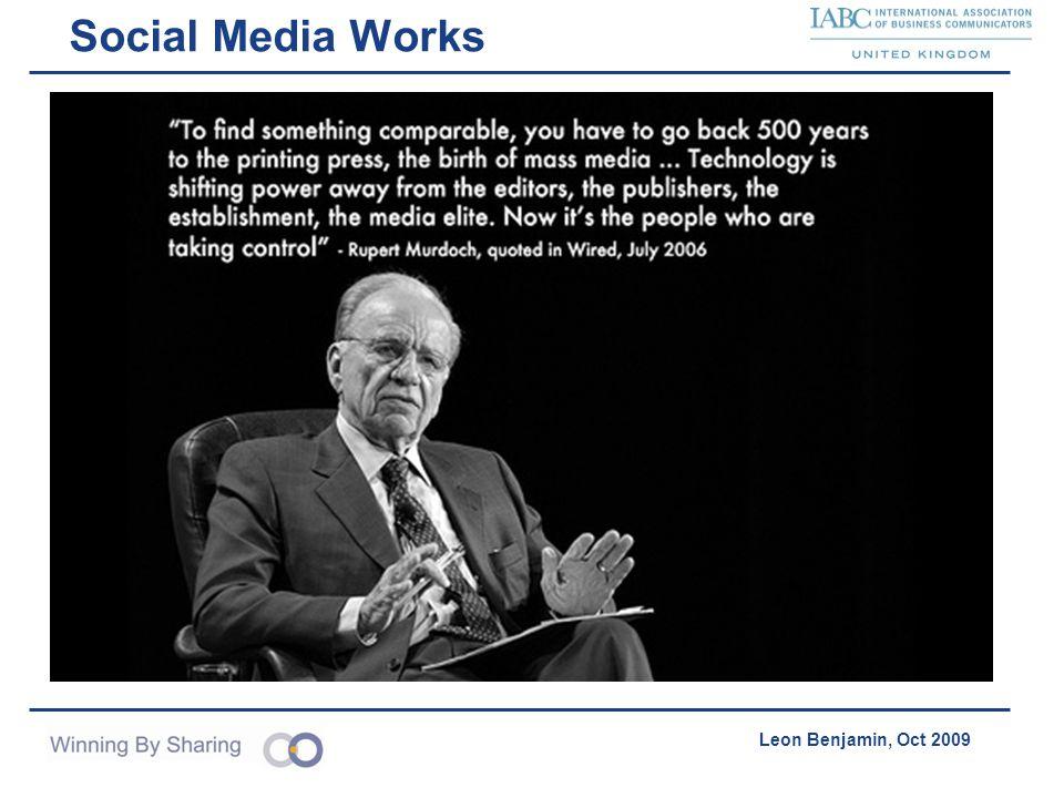 Social Media Works