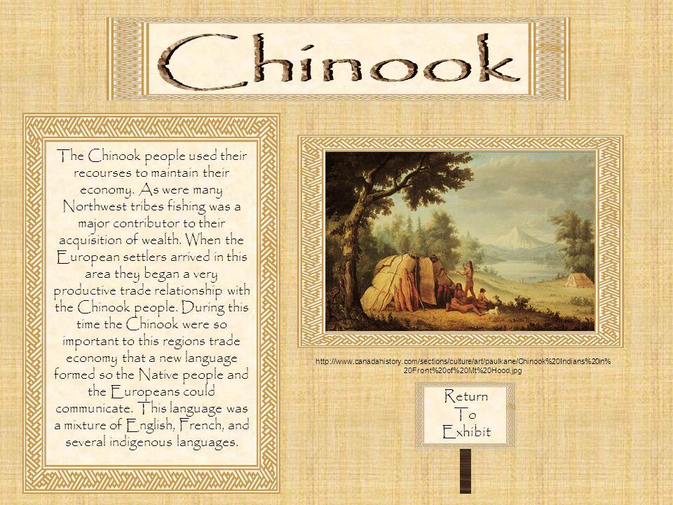 Chinook Return To Exhibit