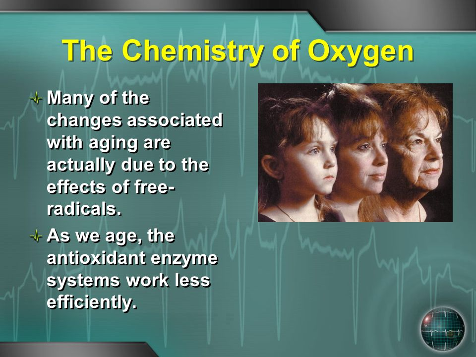 The Chemistry of Oxygen