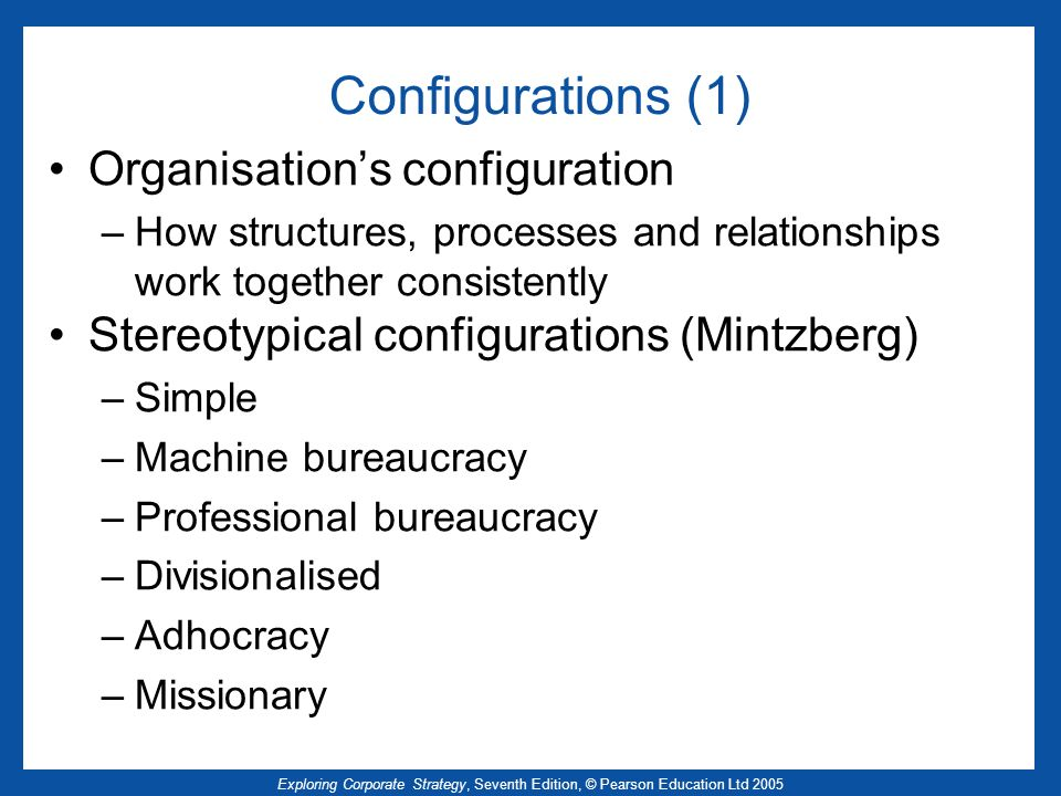 structure and professional bureaucracy Read: organisations 1: structure of organisations (mintzberg) 1 definitions of 'organisation' a purposeful collaboration (goal, plans, organising, operation, control and.