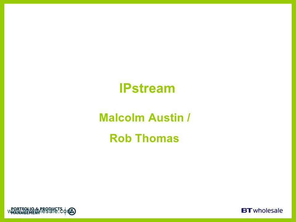 Malcolm Austin / Rob Thomas