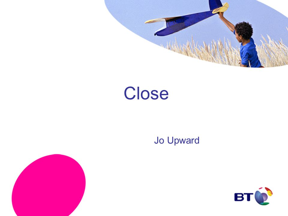 Close Jo Upward