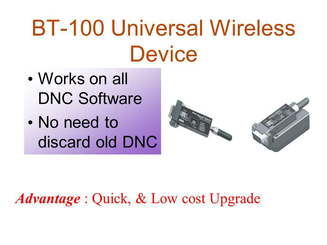 BT-100 Universal Wireless Device