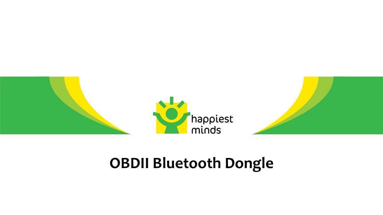 OBDII Bluetooth Dongle