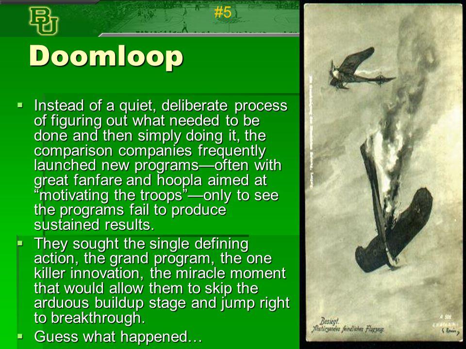 #5 Doomloop.