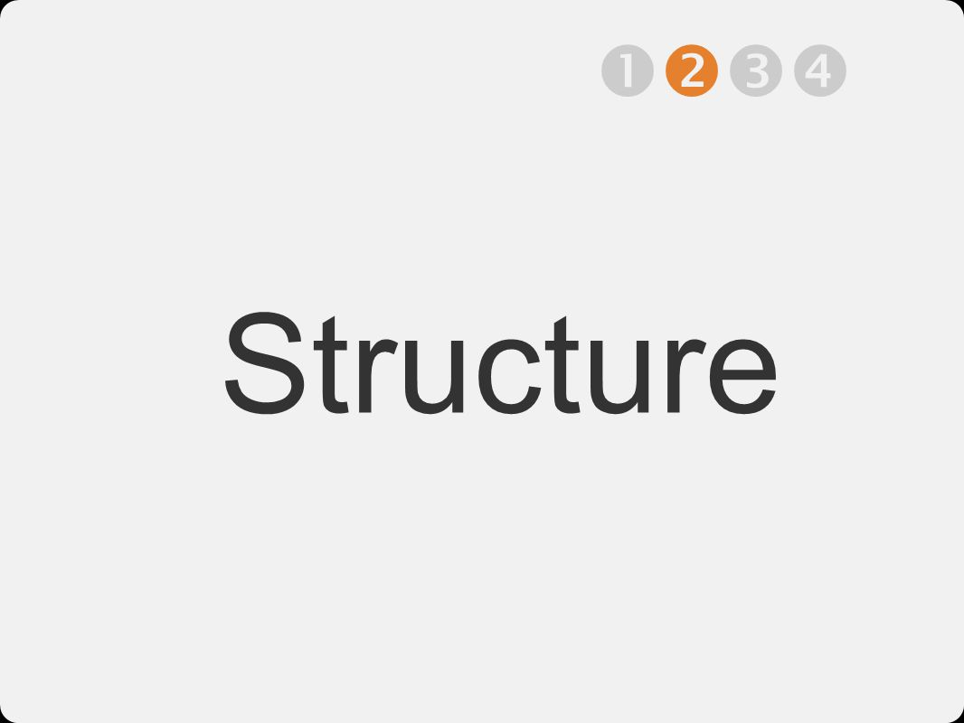  Structure