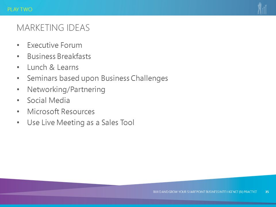 Marketing Ideas Executive Forum Business Breakfasts Lunch & Learns
