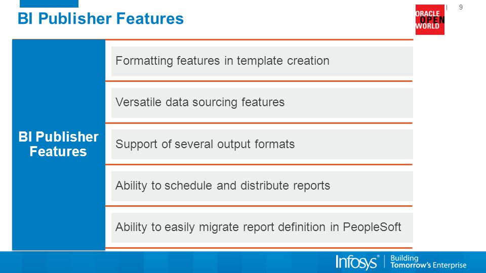 Bi publisher with peoplesoft features and best practices for Bi publisher data template example