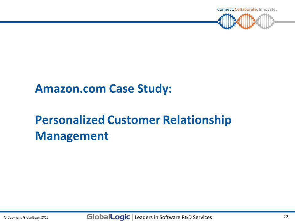 Amazon.com Case Study: Personalized Customer Relationship Management