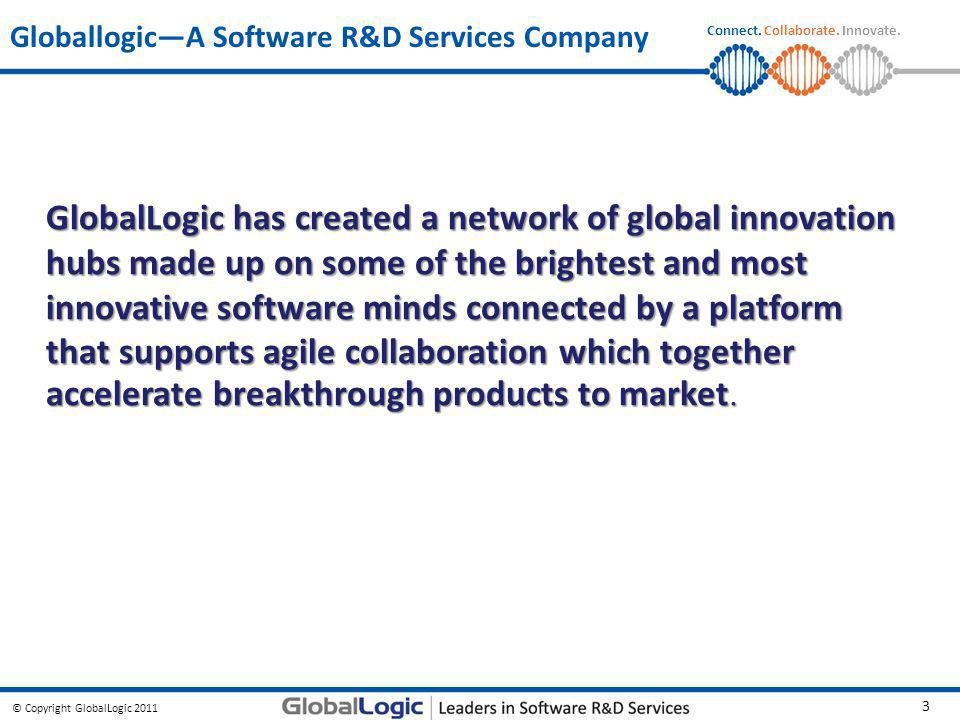Globallogic—A Software R&D Services Company