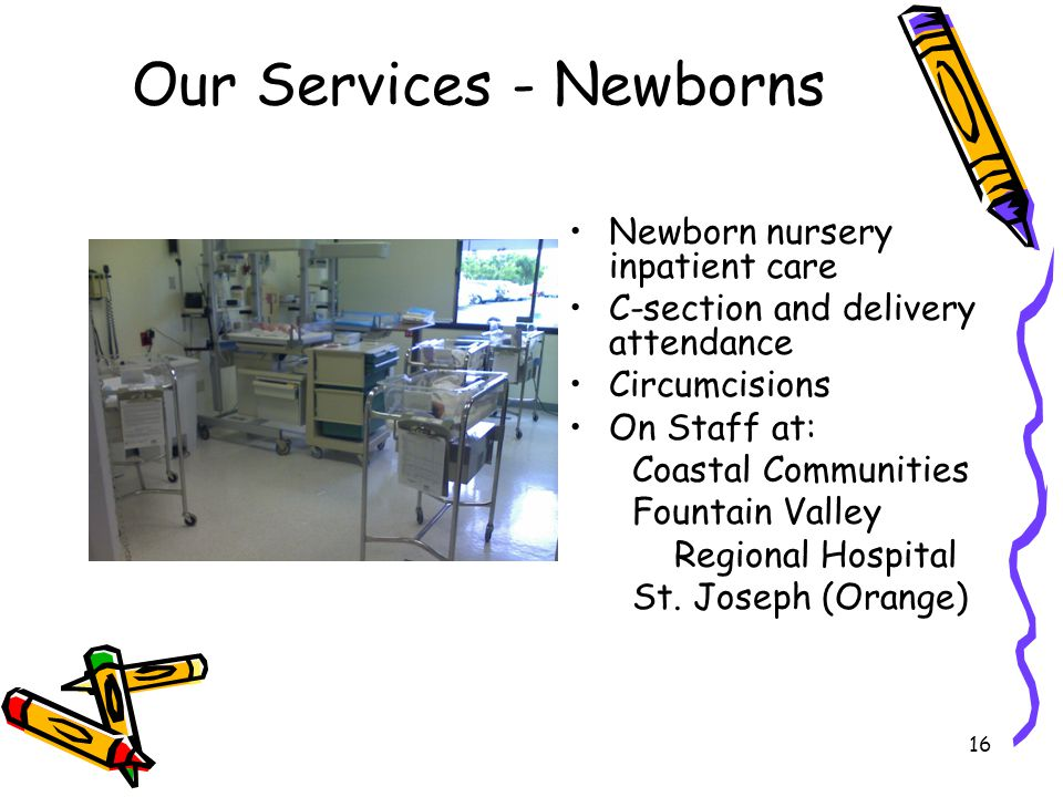 Our Services - Newborns