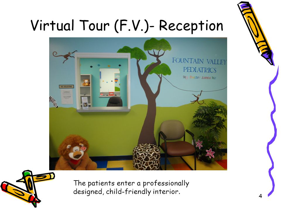 Virtual Tour (F.V.)- Reception