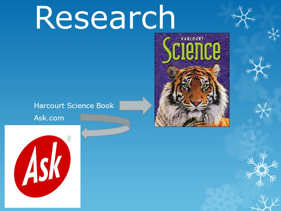 Research Harcourt Science Book Ask.com