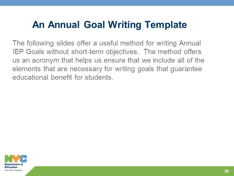 individualized education program essay