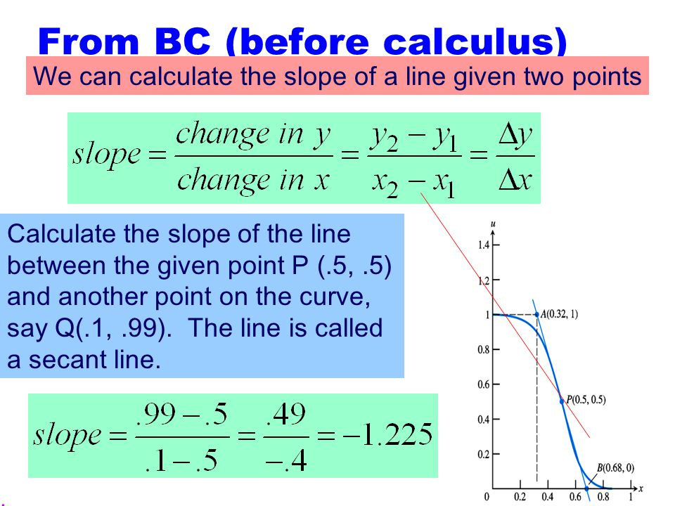 rate of change calculus pdf