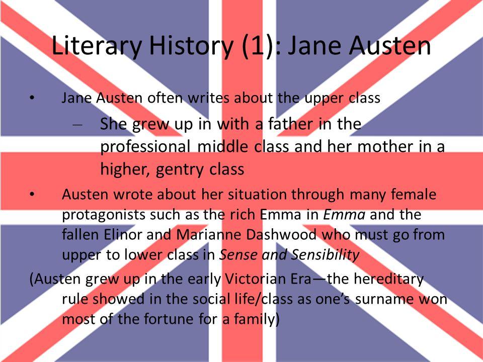 Literary History (1): Jane Austen