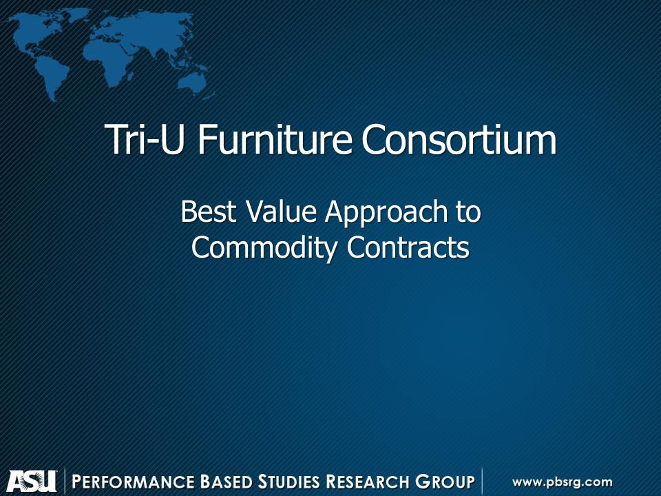 Tri-U Furniture Consortium