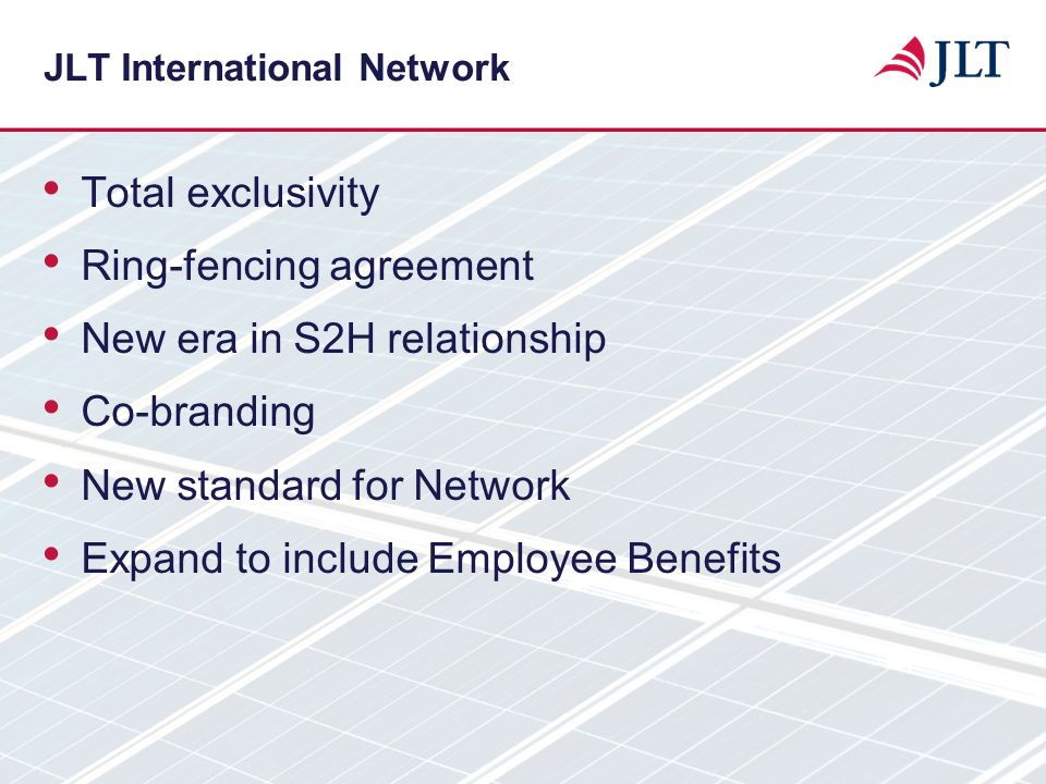 JLT International Network