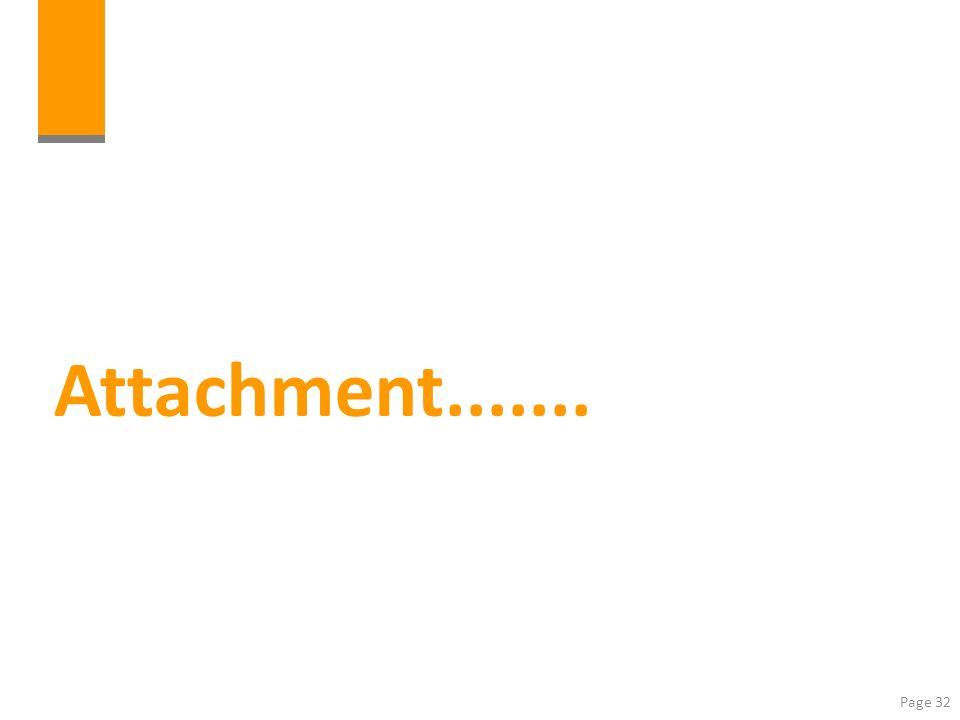Attachment.......