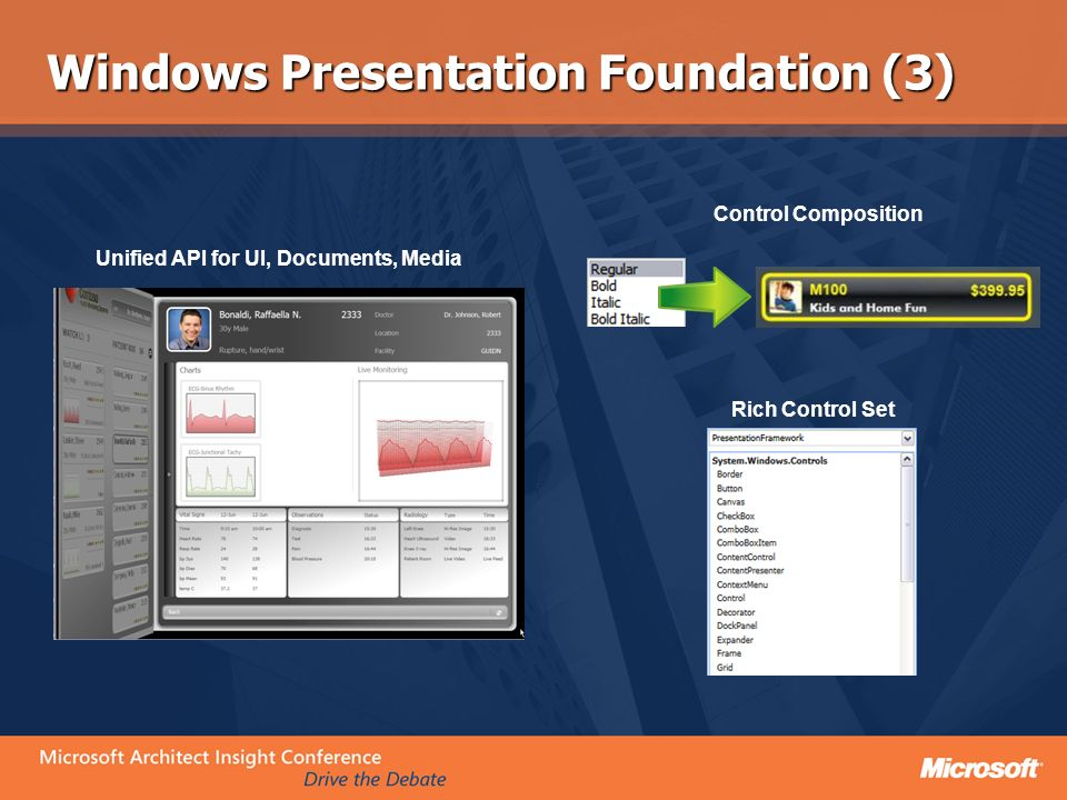 Windows Presentation Foundation (3)