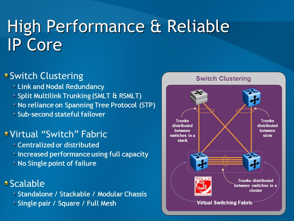 High Performance & Reliable IP Core