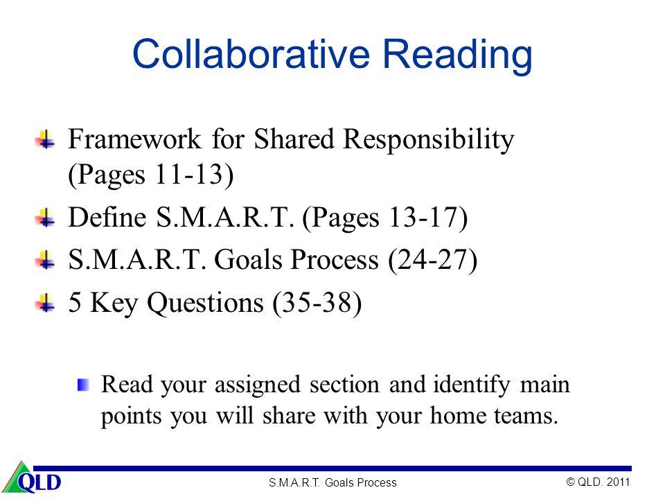 Collaborative Reading