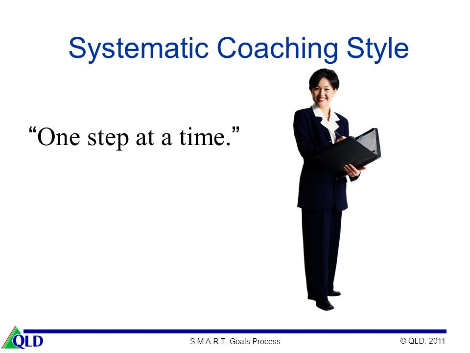 Systematic Coaching Style