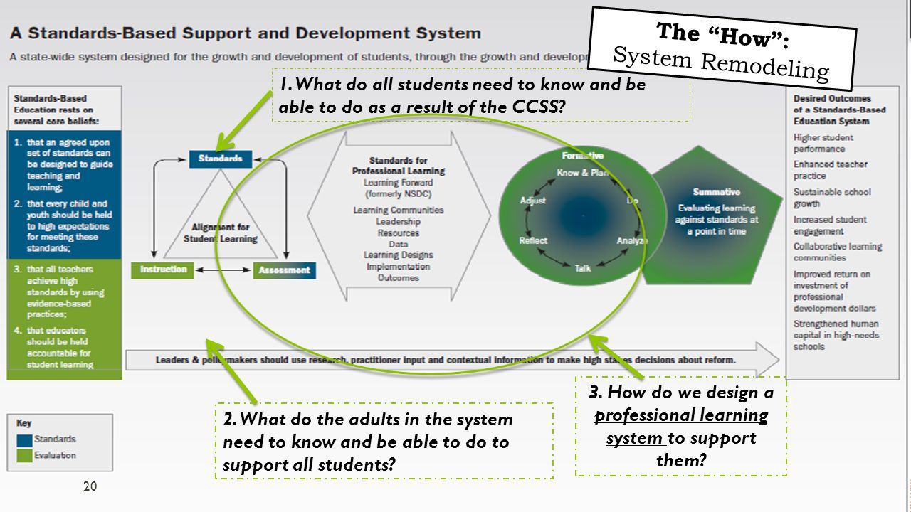 3. How do we design a professional learning system to support them